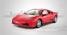 I love Ferrari!! New Rc Alloy Ferrari 1:43 scale Remote Control Car Radio by Abumar