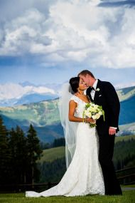 Beaver Creek Colorado Wedding at The Westin Riverfront Resort And Spa - Style Me Pretty