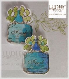Nieuwe stempels van Ludiec Flower Cards, Different Colors, Stamp, Flowers, Fragrance, Stamps, Royal Icing Flowers, Flower, Florals