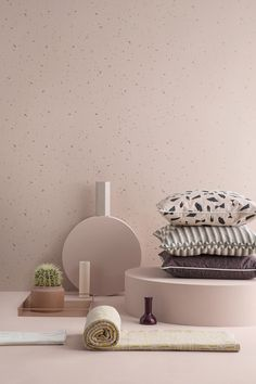 Buy the Cushion Arch from Ferm Living, on Made in Design - 48 to 72 hours delivery. Interior Design Tips, Interior Styling, Interior Decorating, Confetti Wallpaper, Ferm Living Wallpaper, Deco Rose, Design Minimalista, Object Photography, Product Photography