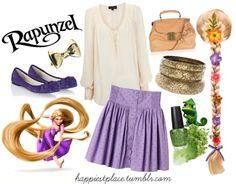 Rapunzel Outfit