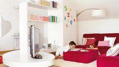 Cuartos de niños - Interiores, Ambientes, Baños, Cocinas, Dormitorios y habitaciones - Decoración práctica, ideas y consejos de decoración - CasaDiez