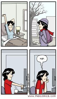 Check out the comic Best of PHD Comics :: Ready, set... no.