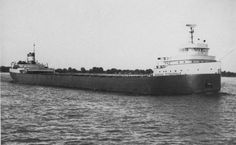 "Historic Photos of Toledo - The ""Edmund Fitzgerald"". An excerpt from ""Historic Photos of Toledo"" by Gregory M. Miller"