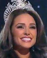 Olivia Culpo, Miss USA 2012 (Rhode Island), became Miss Universe 2012