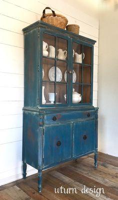 Blue hutch By uturn design