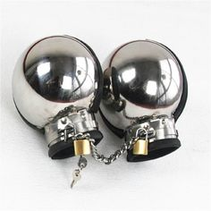 59.36$  Buy here - http://ali37u.worldwells.pw/go.php?t=32786549937 - Stainless Steel Spherical Bondage Fist Mitts BDSM Fetish Sex Slave Restraints Handcuffs Adult Sex Toys for Male Female G7-6-37 59.36$