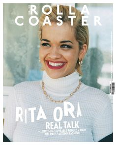Rita Ora—Rollacoaster via ambush design