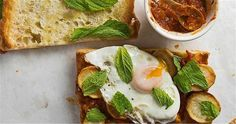 Feed Your #Sandwich Obsession With This Fried #Egg #Sandwich With #Potato and #Romesco