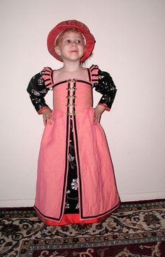 Little girl dress recipe