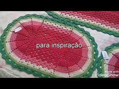 Crochet Table Mat, Macrame, Crochet Patterns, Crochet Hats, Blanket, Rugs, Diy, Videos, Youtube