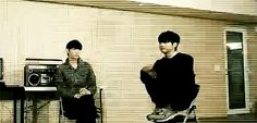 """""""How to deal with hate."""" lol VIXX N (gif)"""