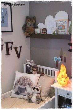 Toddler room...