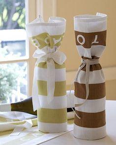 Tea Towels at Remodelista