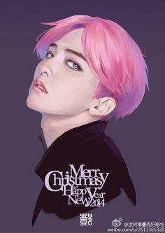 G-Dragon , FanArt
