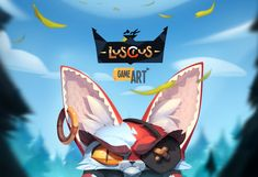 """Check out this @Behance project: """"Luscus game (2018)"""" https://www.behance.net/gallery/62922903/Luscus-game-(2018)"""