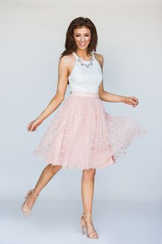 Morning Lavender Tulle Skirts, Ballerina Skirts, Date Night outfit ideas