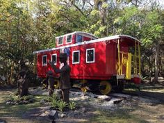 It's Impossible Not To Love A Trip To Florida's Most Charming Railroad Village