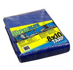 Don't Forget Your Tarp... Seriously, Get Your Tarp -- how tarps can help with shelter and more