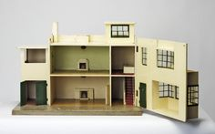 Ultra Modern Dolls' House | Lines Bros Ltd (Tri-ang Works) | V&A Search the Collections