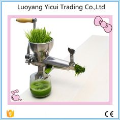 45.00$  Buy here - http://aibog.worlditems.win/all/product.php?id=32791706601 - Wheatgrass fruit slow juicer /manual slow juicer