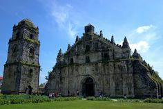 Paoay Church | Ilocos Sur | Philippines
