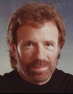 """Chuck Norris - Walker, Texas Ranger star was in the United States Air Force. """"While stationed in Korea, he trained in Tang Soo Do and later created his own form of martial arts called Chun Kuk Do. Chuck Norris Movies, Short Boxed Beard, Walker Texas Rangers, Mel Gibson, Sean Connery, Tough Guy, Raining Men, Clint Eastwood, Black Belt"""