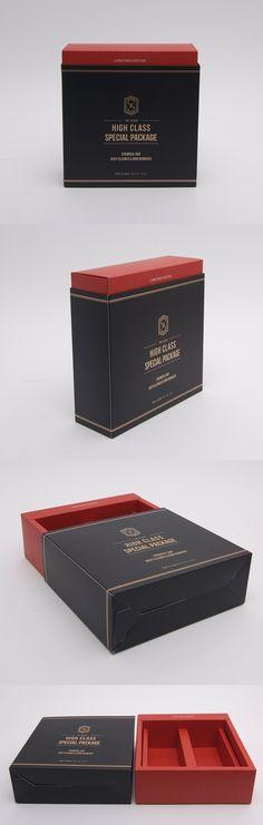 #슬리브형 #조립박스 #선물박스 #더클래스 패키지 #모아패키지 #패키지샘플 Box Cake, High Class, Packaging, Printed, Design, Boxed Cake, Wrapping, Design Comics