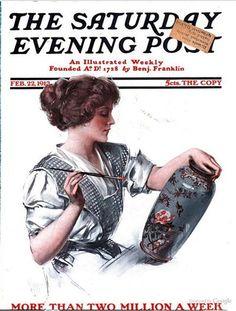 v185 #34, February 22, 1913