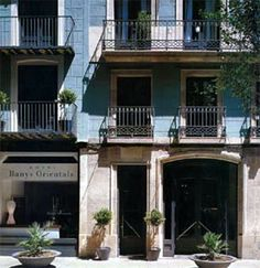 Hotel Banys Orientals - Barcelona - 1st two nights in Barcelona, Spain - Sept 2013