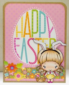 A thousand sheets of paper: Happy Easter part deux...