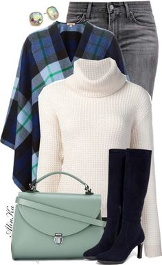 Casual Fall Outfits, Fall Winter Outfits, Autumn Winter Fashion, Cute Outfits, Work Fashion, Fashion Outfits, Womens Fashion, Fashion Skirts, Curvy Fashion
