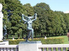 Frogner Park, Oslo