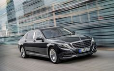 Mercedes Maybach S500 and Maybach S600 launched in India