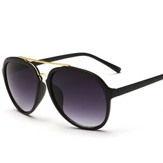 Find More Sunglasses Information about Classic female Sunglasses 1003 retro color film sun glasses trends in Europe and America GAMAJING PILOT women vintage big frame,High Quality Sunglasses from NBG AIH on Aliexpress.com