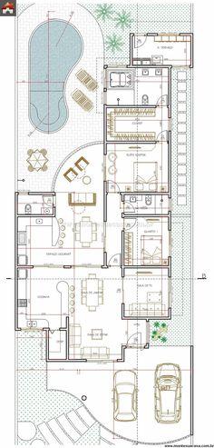 Casa 2 Quartos - 213.26m²