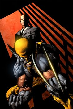 Mike Deodato Wolverine Colors by ~BoOoM on deviantART