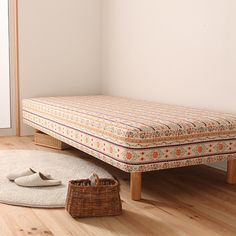 シングルベッドの画像