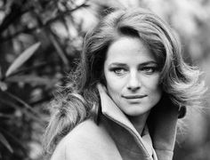 Pearls and Caramel: Girl Crush: Charlotte Rampling