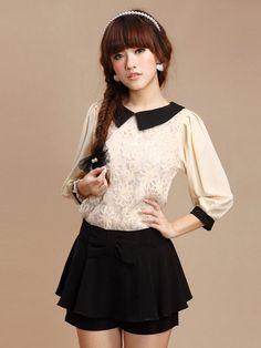 Love this outfit soooooooooooooooooooooooooooo much! | Korean Fashion | Women's Fashion