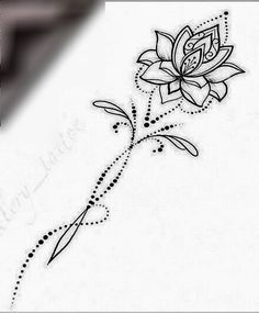 Ohne Titel - tatoo - - Tattoo ideen - You are in the right place about Mandala T Spine Tattoos, Forearm Tattoos, Finger Tattoos, Body Art Tattoos, New Tattoos, Hand Tattoos, Floral Tattoos, Geometric Tattoos, Tattoo Ink