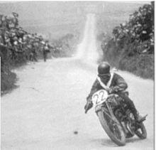 Wal Handley – 1926 Isle of Man TT