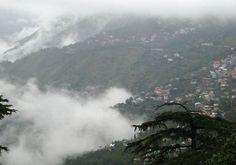 Shimla, one of the best honeymoon travel destination in north India.