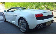 Lamborghini Gallardo Spyder E-Gear Cabrio
