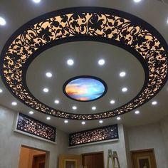 House Ceiling Design, Ceiling Design Living Room, Bedroom False Ceiling Design, Home Design Living Room, Bungalow House Design, House Front Design, Roof Ceiling, Ceiling Decor, Pop Design