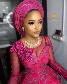 Lace Asoebi Styles Which You Can Not Refuse, As a fashionista you charge to augment your horizons ba Nigerian Lace Styles, African Lace Styles, African Lace Dresses, African Fashion Dresses, African Outfits, African Style, African Wedding Attire, African Attire, African Wear