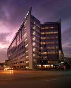 University Hospitals, Case Medical Center Seidman Cancer Center  Cleveland, OH by Cannon Design