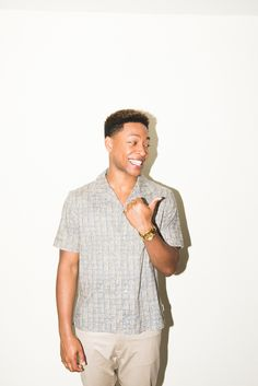 Jacob Latimore Talks Starring in New Film Detroit and More: Detroit, which is already generating some pretty serious Oscar buzz, is an undeniably amazing opportunity for Jacob Latimore. | coveteur.com