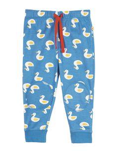 Frugi Kneepatch Crawlers, Dizzy Ducks