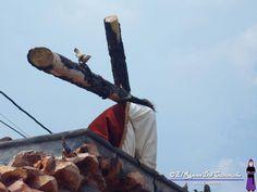 PROCESION   Jesus Nazareno de la Caida y Santisima Virgen